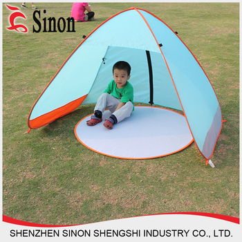 Small Kids beach tent wind proof folding inflatable baby beach tent for c&ing  sc 1 st  Alibaba & Small Kids Beach Tent Wind Proof Folding Inflatable Baby Beach ...