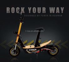new produts electric skateboard with two wheel EEC