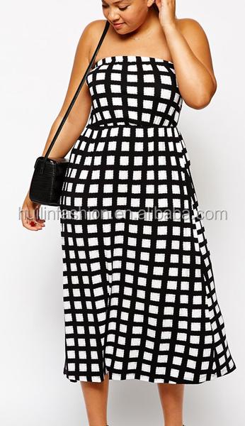 Us Hot Wholesale Plus Size Maxi Dress Women Plaid Dress Plus Size Clothing  - Buy Plus Size Clothing,Wholesale Plus Size Maxi Dress,Women Plaid Dress  ...