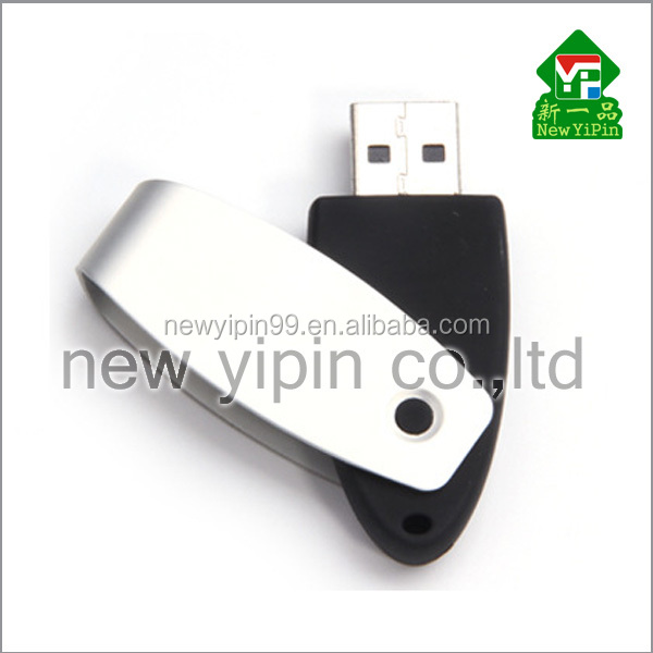 New Yipin business promotional gifts USB Flash Drive Logo Customized Mini Portable Hard Disk