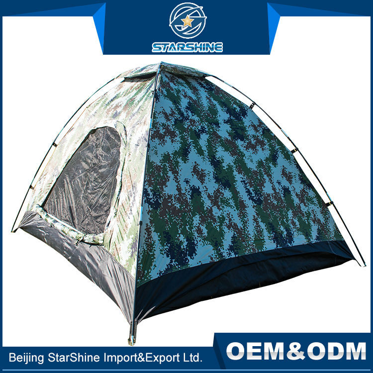 Honest Suppliers Different Events Outdoor Tents Single Layer Light Carry Camping 3 Person Tent