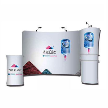 Exhibition Display Stands : Pop up display stand for exhibition