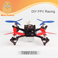 Minitudou CoretexRc Tiny115 FPV Racing Drone Profissional RC Quadcopter With 600TVL 120 Degree Wide Camera On