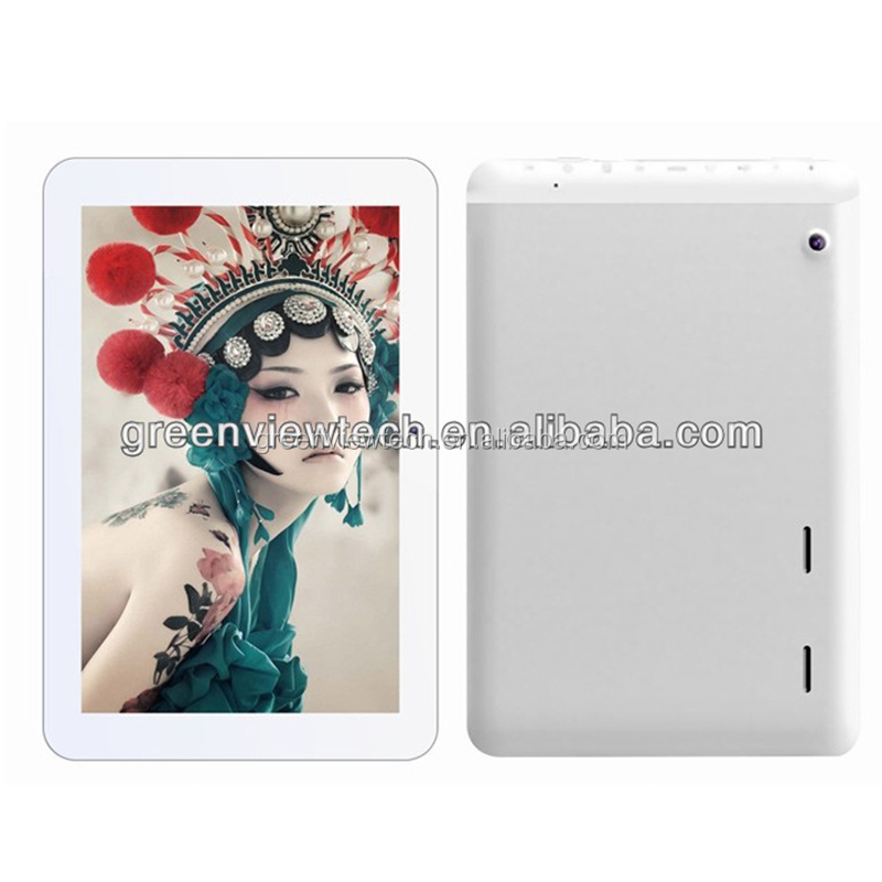 10.1 inch HD Capacitive Touch Screen Quad-Core RK3188 ARM Cortex-A9 1.8GHz 1G 16G Skype MID Tablet PC