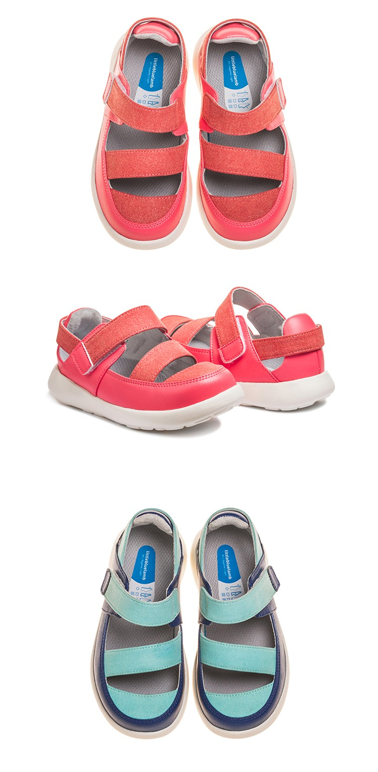 littlebluelamb Wholesale Boys Sandals Kids Summer Shoes