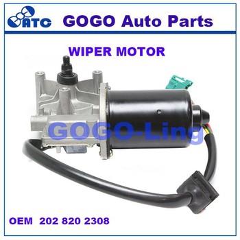 Gogo Small Wiper Motor For Mercedes Oem 202 820 2308,404437