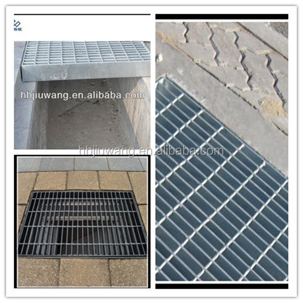 Drain Grating Scupper Drain Grating Stainless Steel