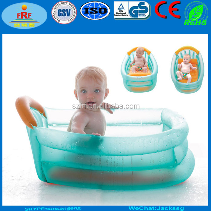 Infant Inflatable Babybath,Inflatable Baby Bathtub - Buy Inflatable ...