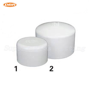 Quality Chinese Products PVC 1.5 Inch End Cap For 50mm Pipe Fittings