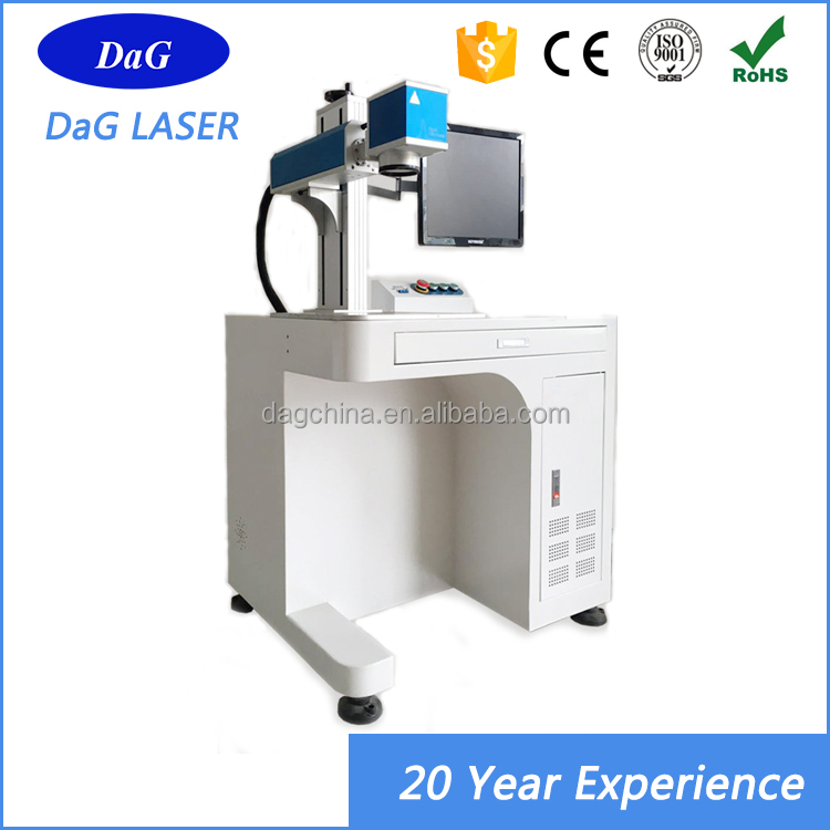 High quality 10w 20w 30w 50w fiber laser marking machine for Jewellery/watch/led/auto parts/ic/phone cases/Keyboards/luggage