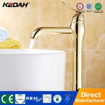 Gold Color Bathroom Unique Basin Child Lock Water Faucet - Buy Child ...