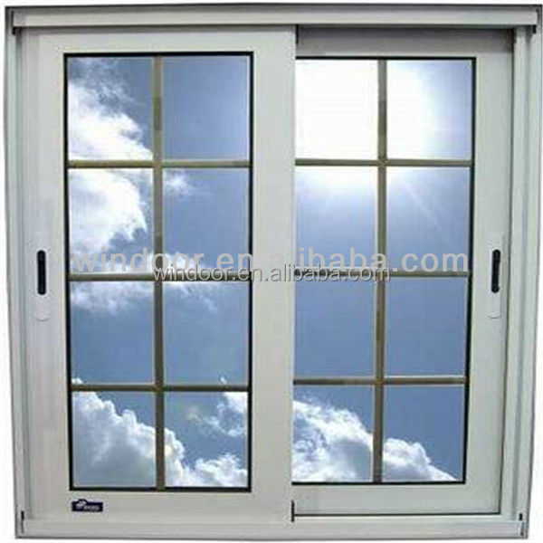 Building project 15 Years factory best quality windows with double glazed tempered glass high quality building windows