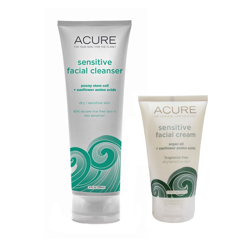 Buy Acure Organics Pumpkin + Argan Oil Sensitive Facial
