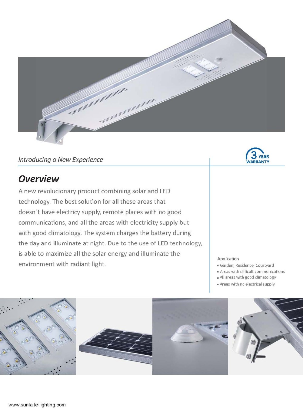 solar street light solar power street light all in one for special applications 40w solar light for outdoor used