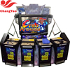 Casino Coin Pusher Lottery Game Amusement Indoor Shooting Game Machine Fish Equipment