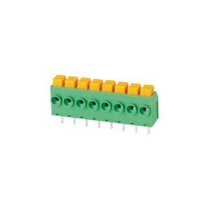 Kaifeng pcb screwless terminal block connector KF390, wago type terminal blocks manufacturer China