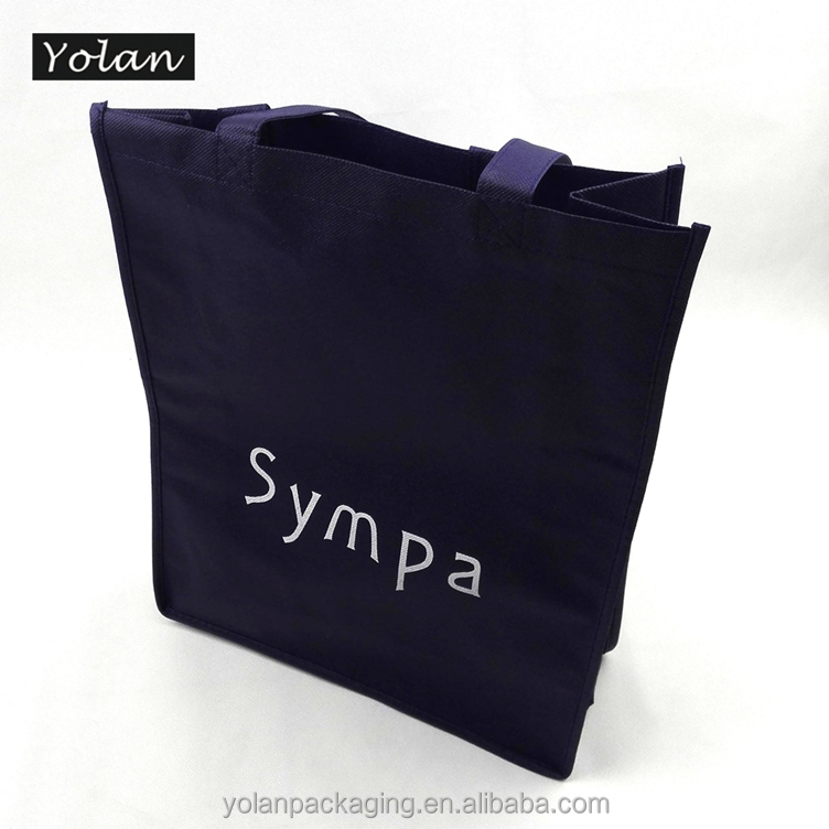 Yiwu great nonwoven foldable shopping bags shopping bag non-woven bag wholesale