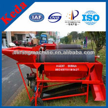 High Efficient Placer Small Gold Mining Equipment From Jiangxi Hengchang