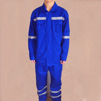 Wholesale cotton reflective mechanics workshop factory uniforms work clothes