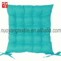 100% polyester yarn dyed check cushion