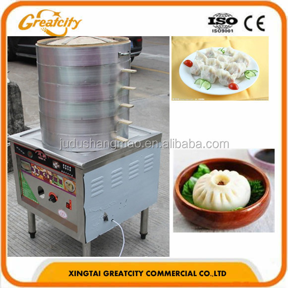 commercial electric stainless steel chinese bun steamer buy