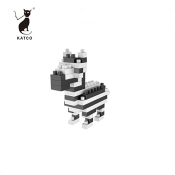 2019 New Design Animal Style Figures Brick Mini Building Block Educational Toys For Children