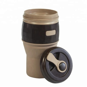 Wholesale Stylish Silicone Reusable Coffee Cup