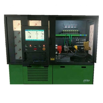 CR825 EUI EUP common rail test bench COMMON RAIL TEST BENCH WITH HEUI TESTING SYSTEM