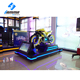 Racing virtual reality simulation rides arcade machine motorcycle