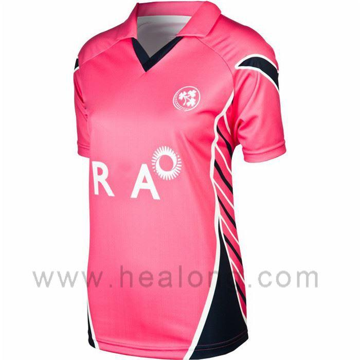 Sublimation team cricket jerseys t shirts wholesale buy for Cheap custom shirts bulk