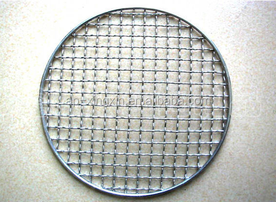 Stainless Steel Barbecue Bbq Grill Wire Mesh Net Home Depot Buy