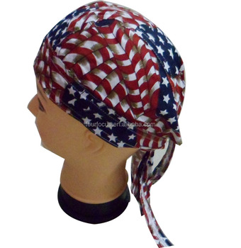 pirate bandana head wrap scarf bandit bandana