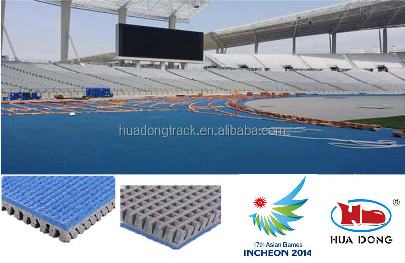 Synthetic Flooring Materials Tennis Court Sports Rubber Flooring Materialssynthetic Sports