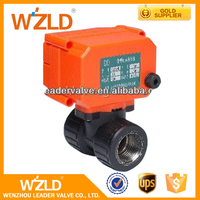 WZLD Medium Pressure Low Price Direct Acting Diaphragm Bronze Material 2 Way Solenoid Valve