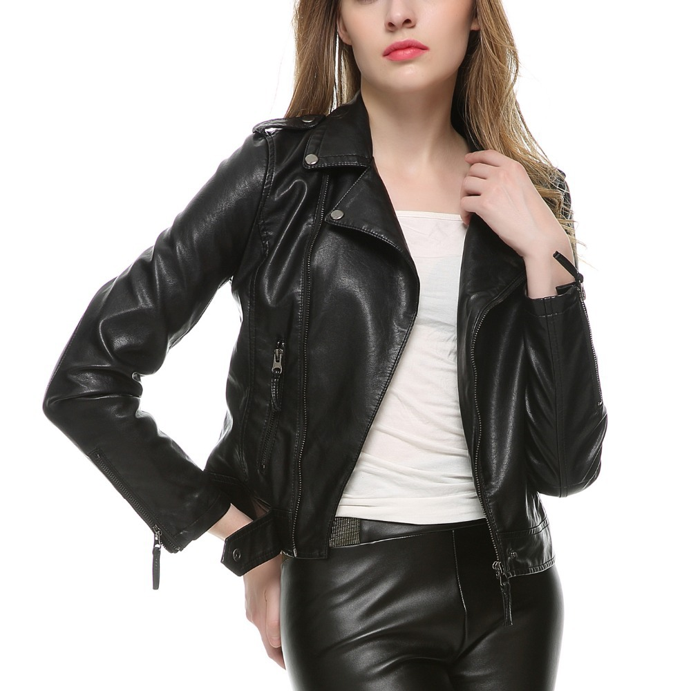 Material girl leather jacket
