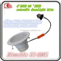 Buy LED 4 Retrofit Luminaire led recessed in China on Alibaba.com