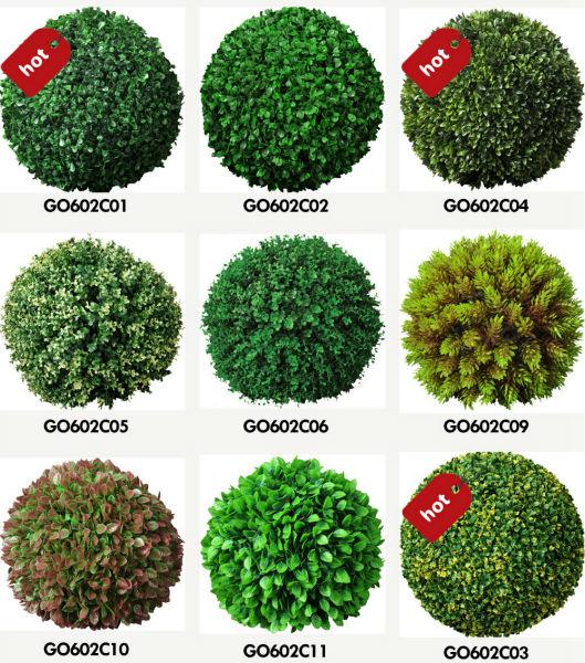 Decorative Boxwood Balls Adorable Outdoor Boxwood Topiary Spheresgarden Decorative Ball  Buy Review