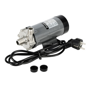 Singflo HomeBrew Pump MP- 15R Food Grade 304 Stainless Steel Brewery Beer Home brew 220V Magnetic Drive Water Pump 140C