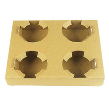 Disposable Takeway Coffee paper cup holder Tray