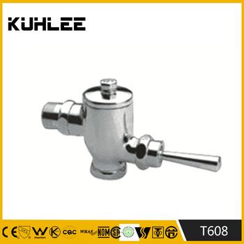 brass bathroom wc pressure toilet flush valve kl t608 kl 609 buy