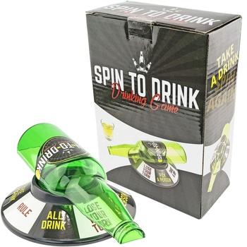 Spin to Drink Game