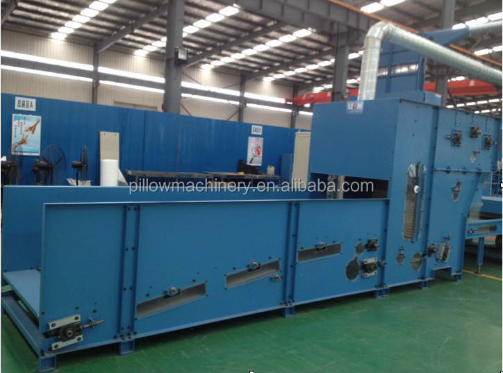 Ql021a Automatic Feather Comforter Filling Machine Down