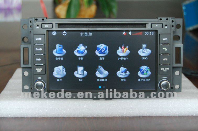 Car Dvd For Hummer H3 With Dvd,Gps,Bluetooth,Tv,Rds,Ipod,Usb,All ...