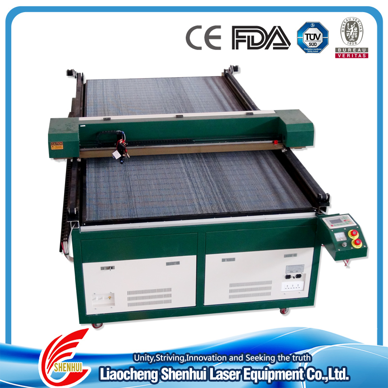 High efficiency wood/cloth/leather/MDF/paper co2 laser cutting machine price competitive