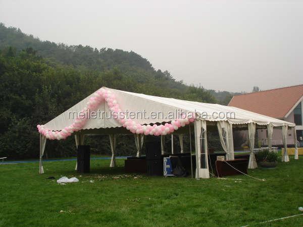 Clear Glass Banquet Pvc Party Outdoor 20x20 Canopy Tent Unique ...