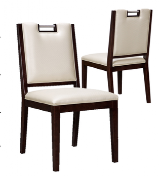 Hotel Dinning Room Stacking Wood Chair, Restaurant Chair