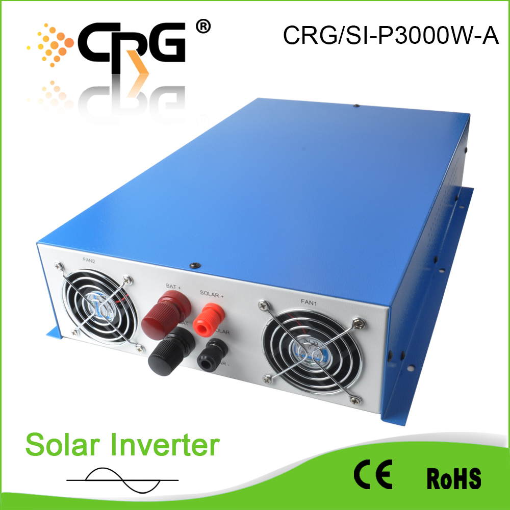 Best Selling Products Hybrid power 3000w 220v Inverter Parts In Africa