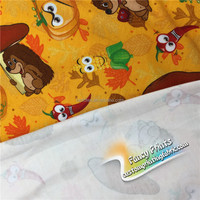 China manufacture professional organic cotton fabric for baby