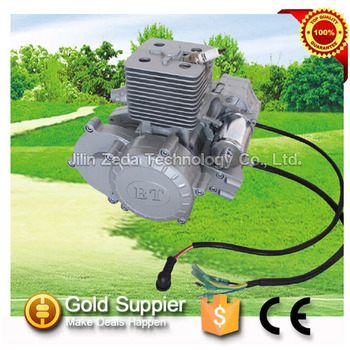high performance 80cc engine kit/80cc bicycle engine with electric start  plus hand start, View 80cc engine kit, CNV MOTOR Product Details from Jilin
