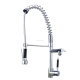 Hot Sale Pre-Rinse Kitchen Mixer Faucet Pull Down Spray Kitchen Sink Faucet with Dual Function Sprayhead and Retractable Hose